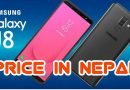 Samsung Galaxy J8 – Features & Overviews – Price in Nepal [in Nepali]