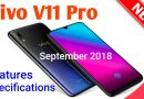 Vivo V11 Pro Smartphone – Features & Specifications- Price in Nepal [In Nepali]