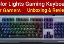 Fantech HK881 RGB Pantheon – Pro Gaming Mechanical Keyboard | For Gamers | in Nepali