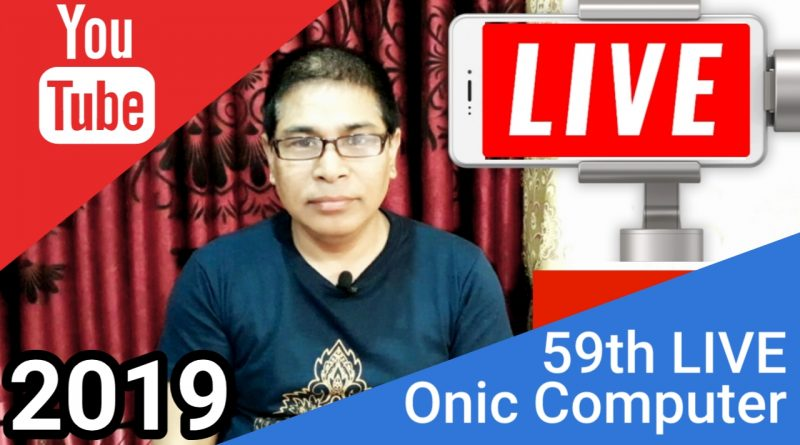 59th Saturday Tech Talks ! QnA Series (Weekly) By Onic Computer
